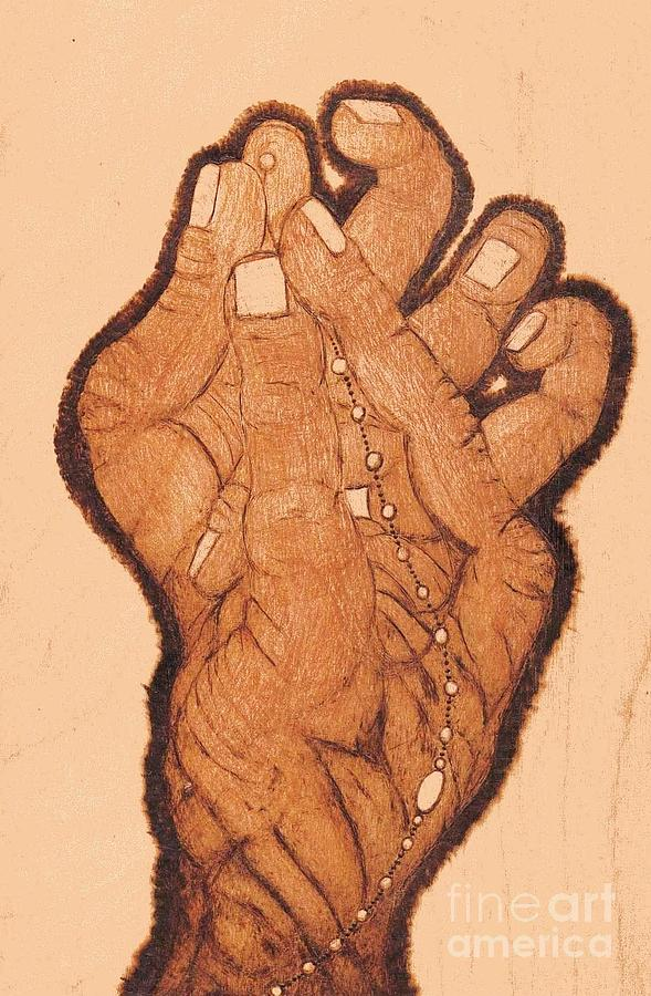 Pyrography Pyrography - Embracing The Moment by TK Mayfield