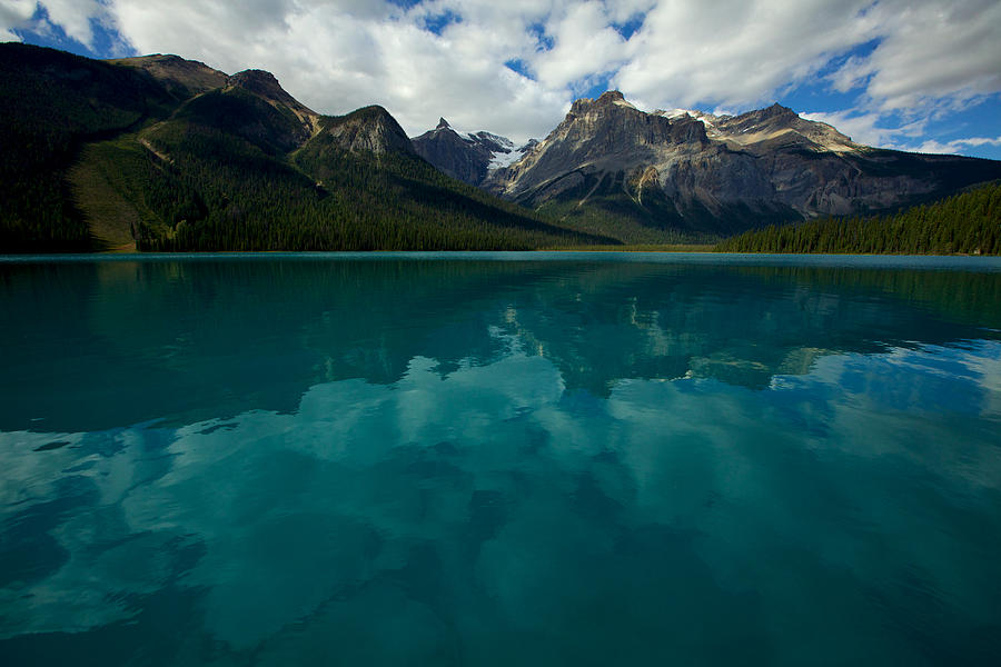 Emerald Lake by Jane Melgaard