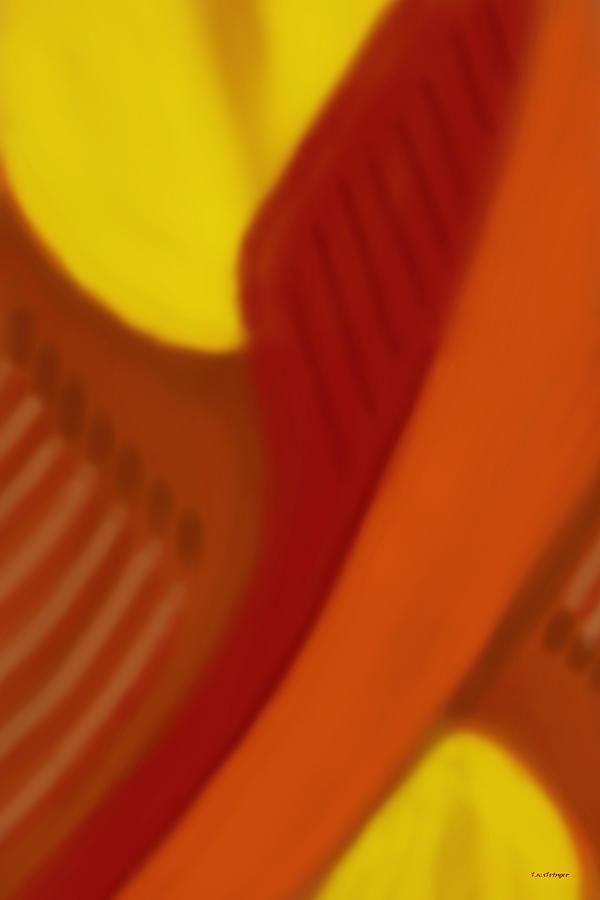 Shape Painting - Emergence by Tim Stringer