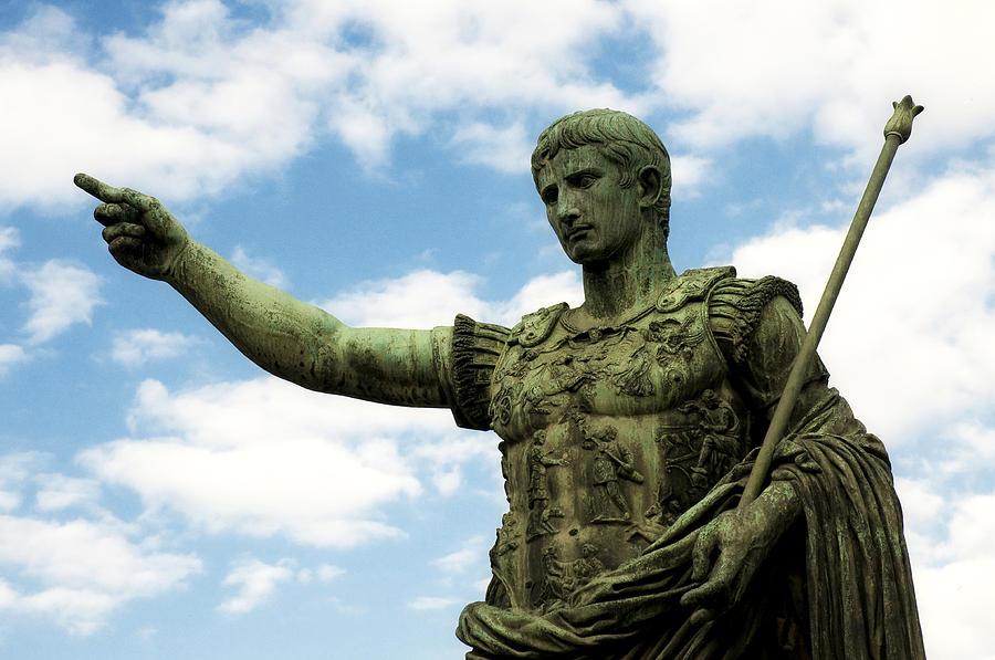Image result for 9. Augustus Caesar