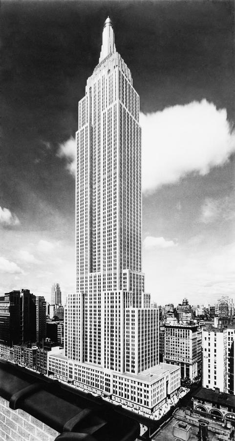 a history of the empire state building in new york city 1 one of the most well known landmarks in the world is the empire state building it is located at 350 fifth avenue in new york city, new york this 102-story landmark was completed in 1931.