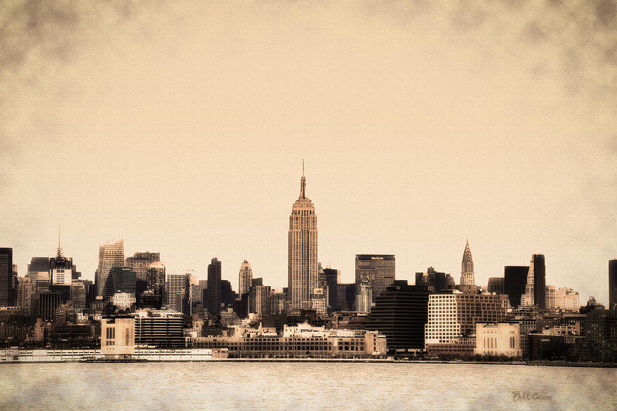 Empire State Building Photograph - Empire State Building by Bill Cannon