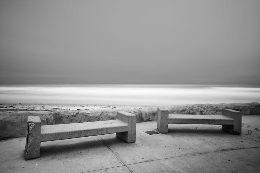 Sky Photograph - Emptiness by Larry Marshall