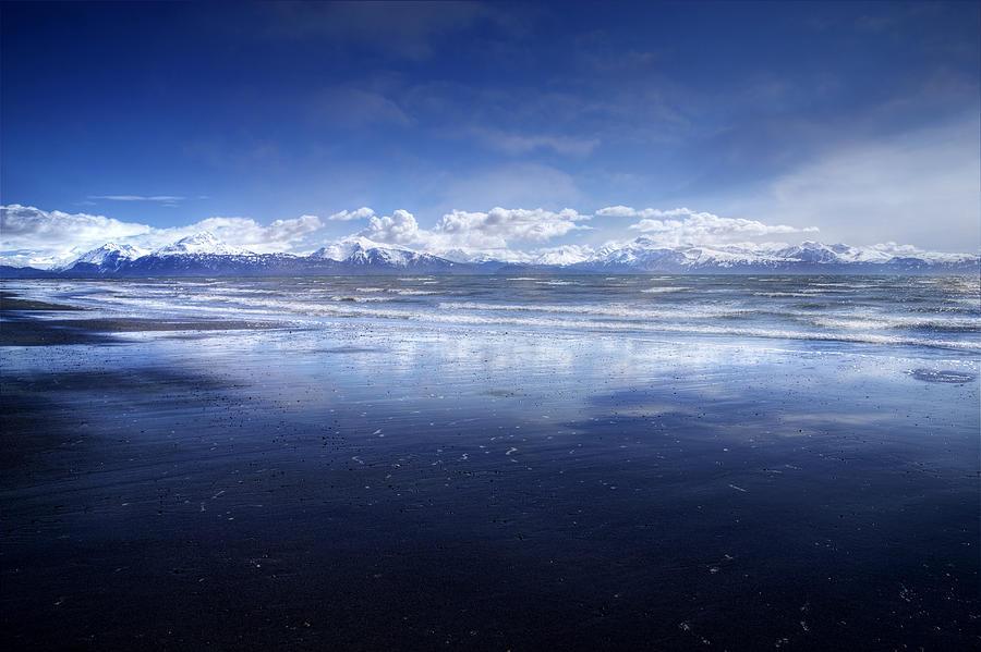 Beach Photograph - Empty Beach by Michele Cornelius