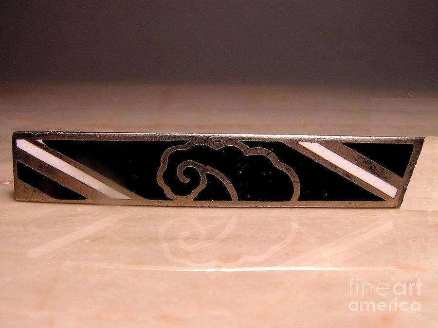 Art Deco Jewelry - Enamels 1042 by Dwight Goss