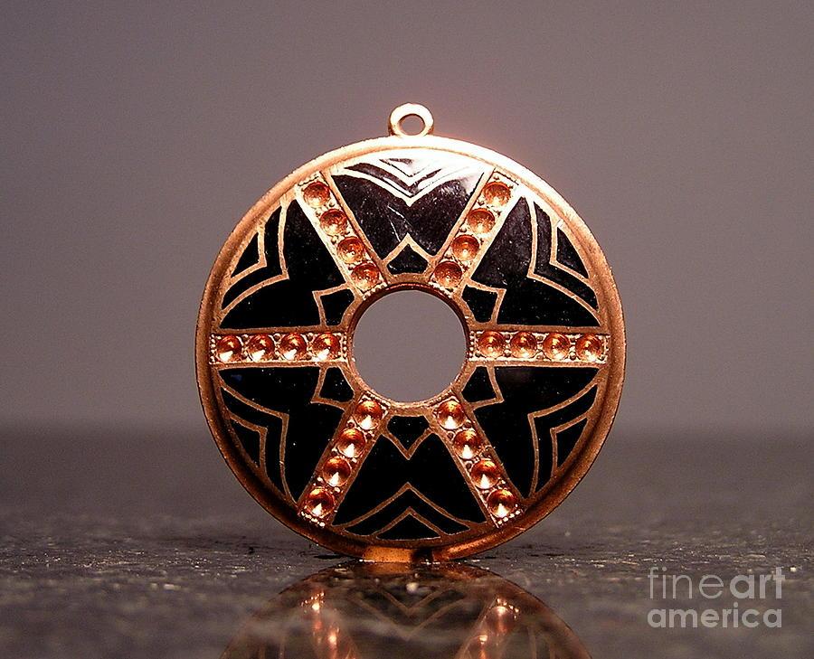 Art Deco Jewelry - Enamels 25 by Dwight Goss