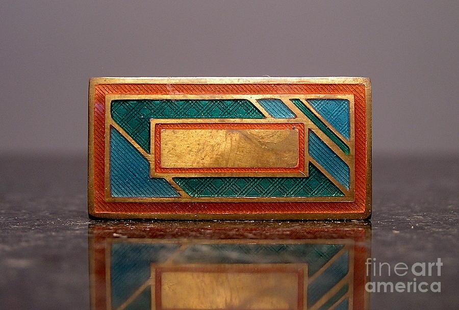 Art Deco Jewelry - Enamels 30 by Dwight Goss