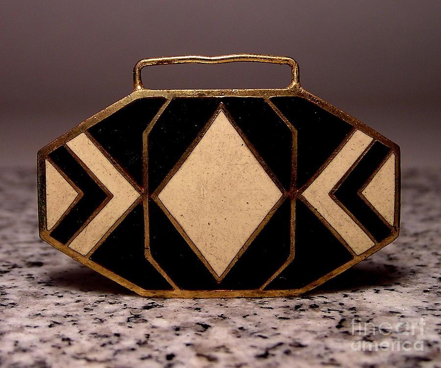 Art Deco Jewelry - Enamels 49 by Dwight Goss