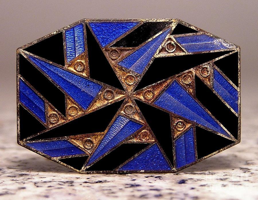 Vintage Jewelry Jewelry - Enamels 58 by Dwight Goss
