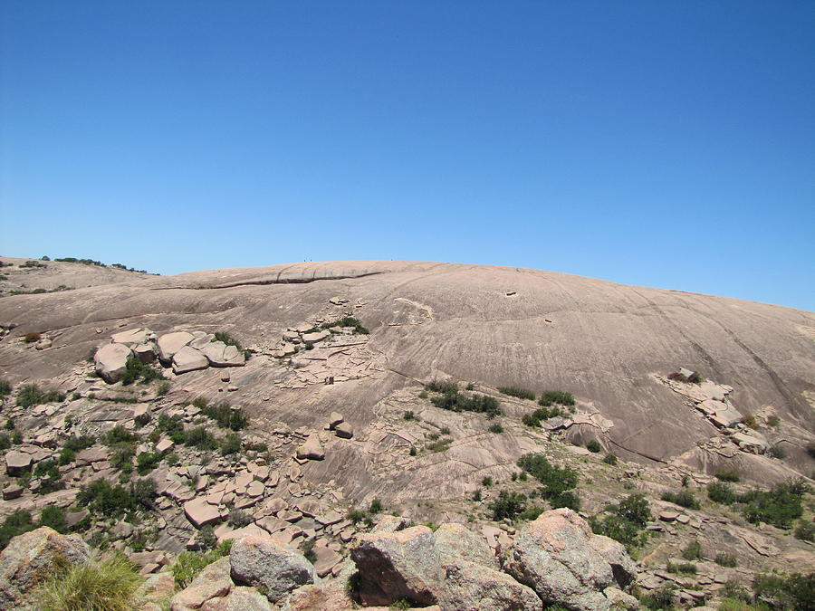 Landscape Photograph - Enchanted Rock by Barry Moore