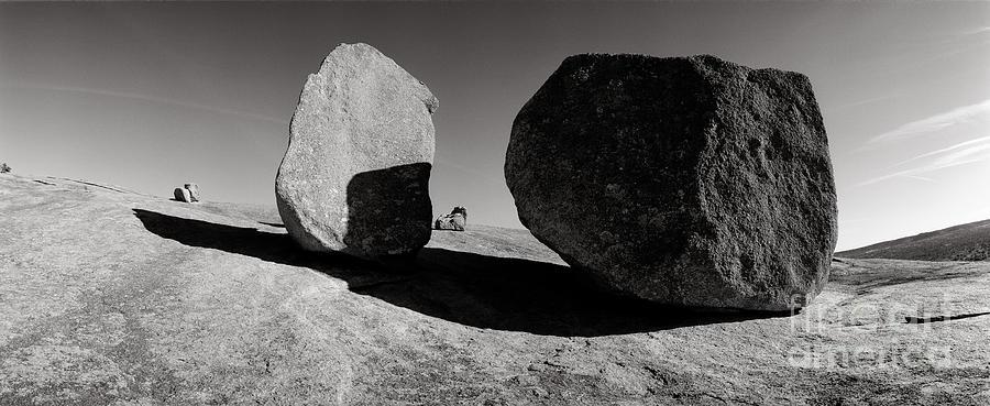 Fredricksburg Photograph - Enchanted Rock by David  Rusch