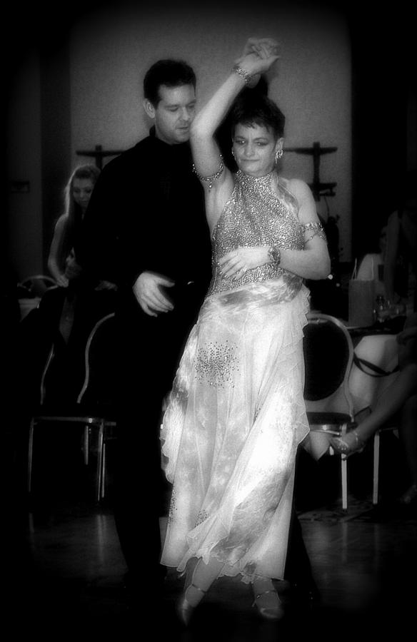 Ballroom Photograph - Enchanting Ballroom by Lori Seaman