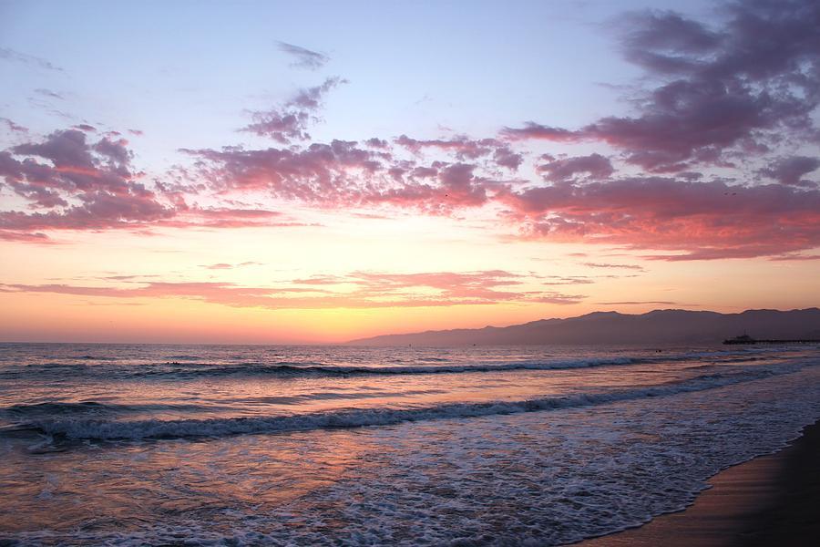 Sunset Photograph - Encore by Caroline Lomeli