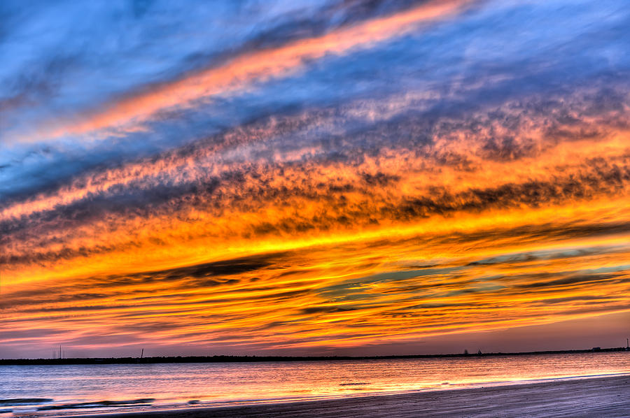 Charleston Photograph - Endless Color by Andrew Crispi