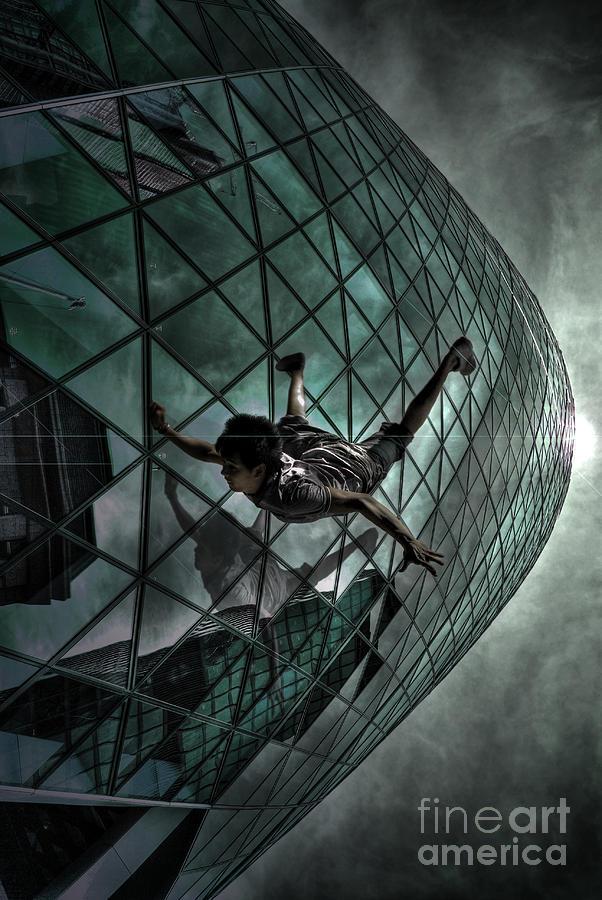 Yhun Suarez Photograph - Endless Waltz by Yhun Suarez