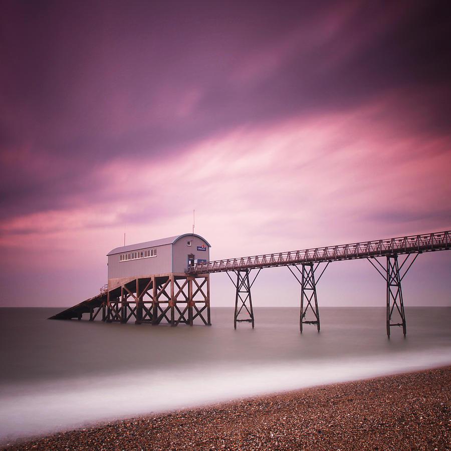 England Photograph - England Selsey by Nina Papiorek