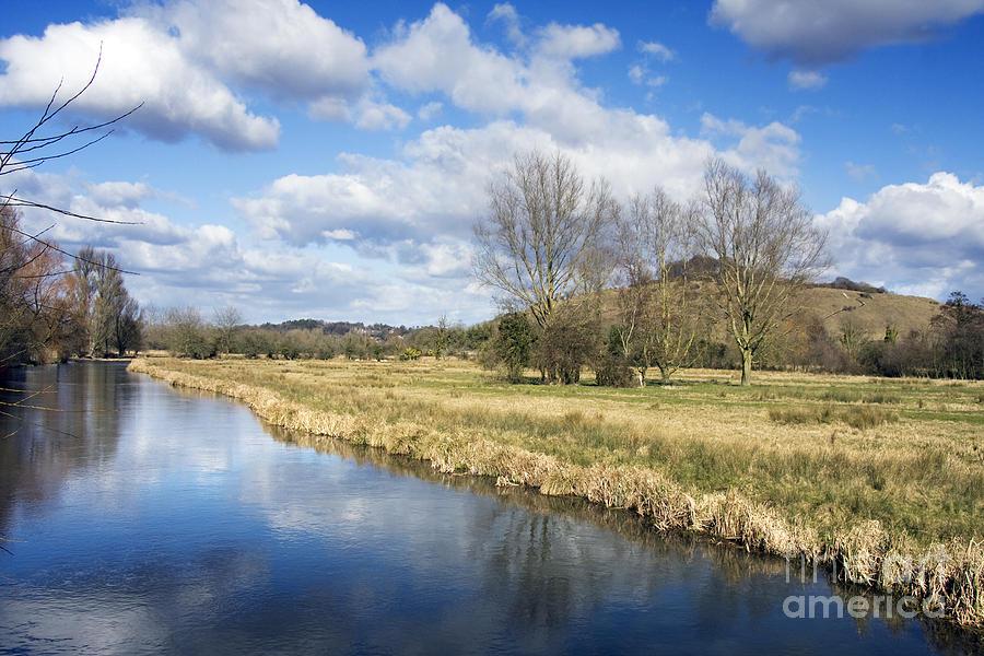 Beautiful Photograph - English Countryside by Jane Rix