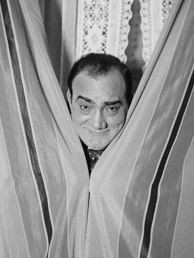 History Photograph - Enrico Caruso 1873-1921, Smiling by Everett