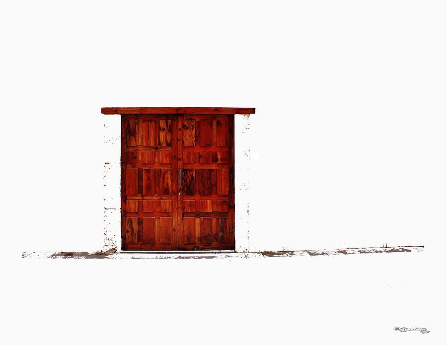 Entrance Digital Art - Entrance by Xoanxo Cespon