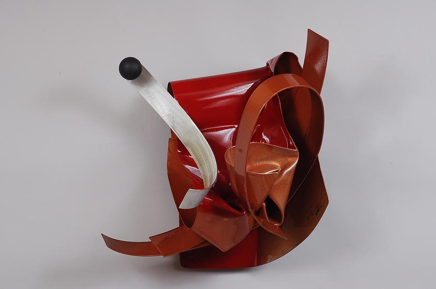 Heart Sculpture - Erotic Swells by Mac Worthington