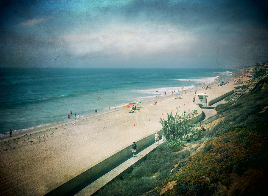 Carlsbad Photograph - Escape For A Day by Laurie Search