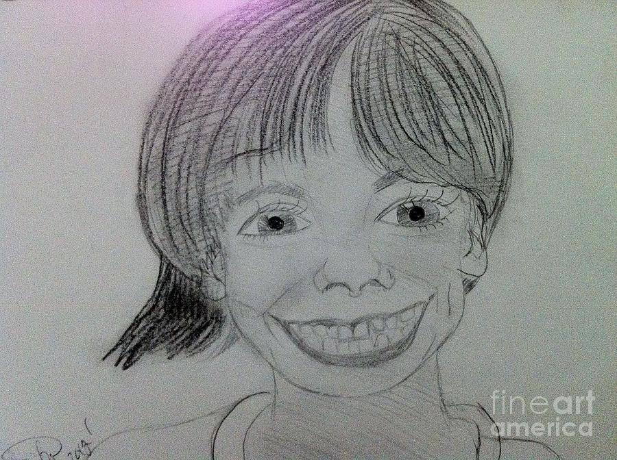 Etan Patz Drawing by Charita Padilla