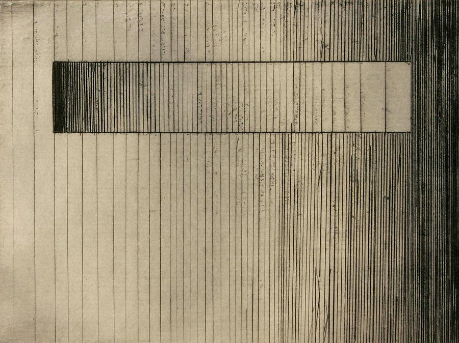 Original Relief - Etching by Scott Shaver