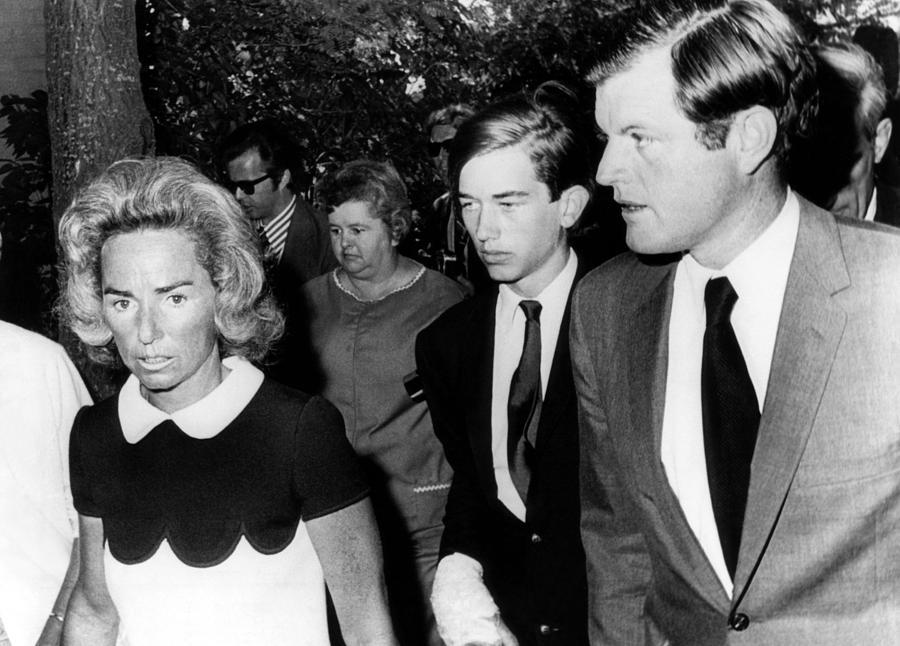 Bobby Kennedy And Ethel
