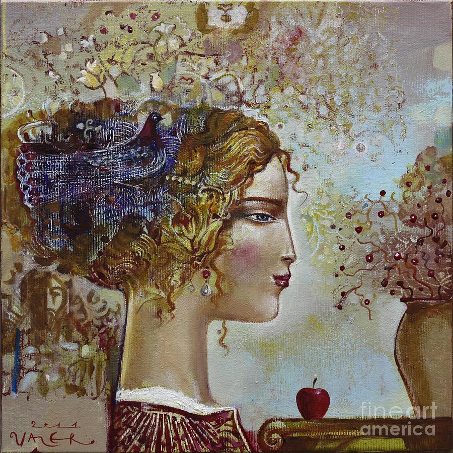 EVA Painting by Valeri Tsenov