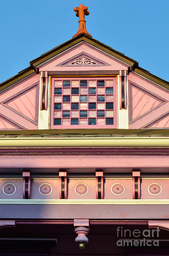 New Orleans Photograph - Everything Pink by Jeanne  Woods