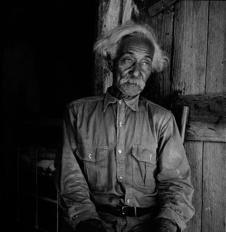 History Photograph - Ex-slave Bob Lemmons Was Born by Everett