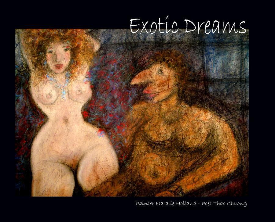 Photograph - Exotic Dreams by Viet Tran
