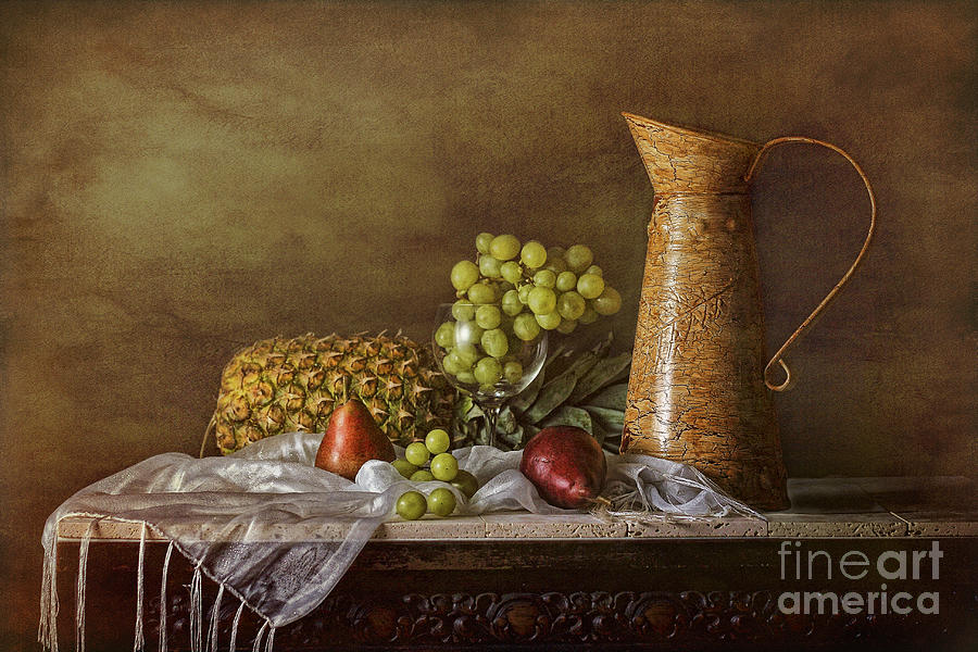 Still Life Photograph - Exploring Still Life by Sari Sauls