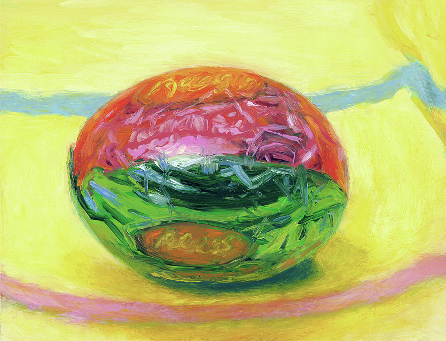 Still Life Painting - Eye Candy by Scott Bennett