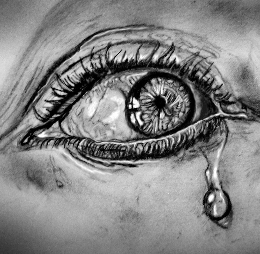 I Love You Drawings: Eye Still Love You Drawing By Herbert Renard
