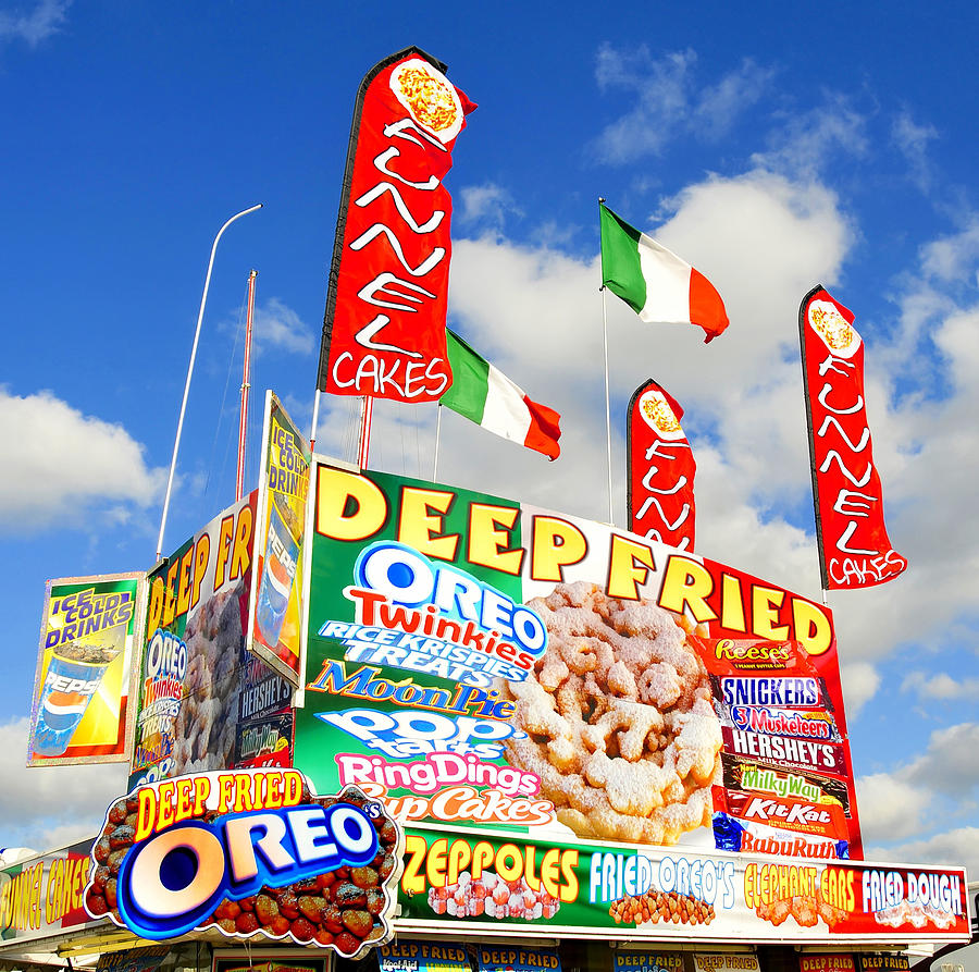 Florida State Fair Food Vendors