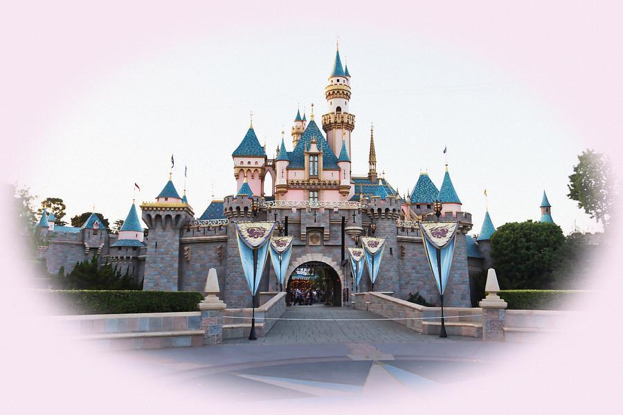 Fairytale Castle Photograph by Heidi Smith
