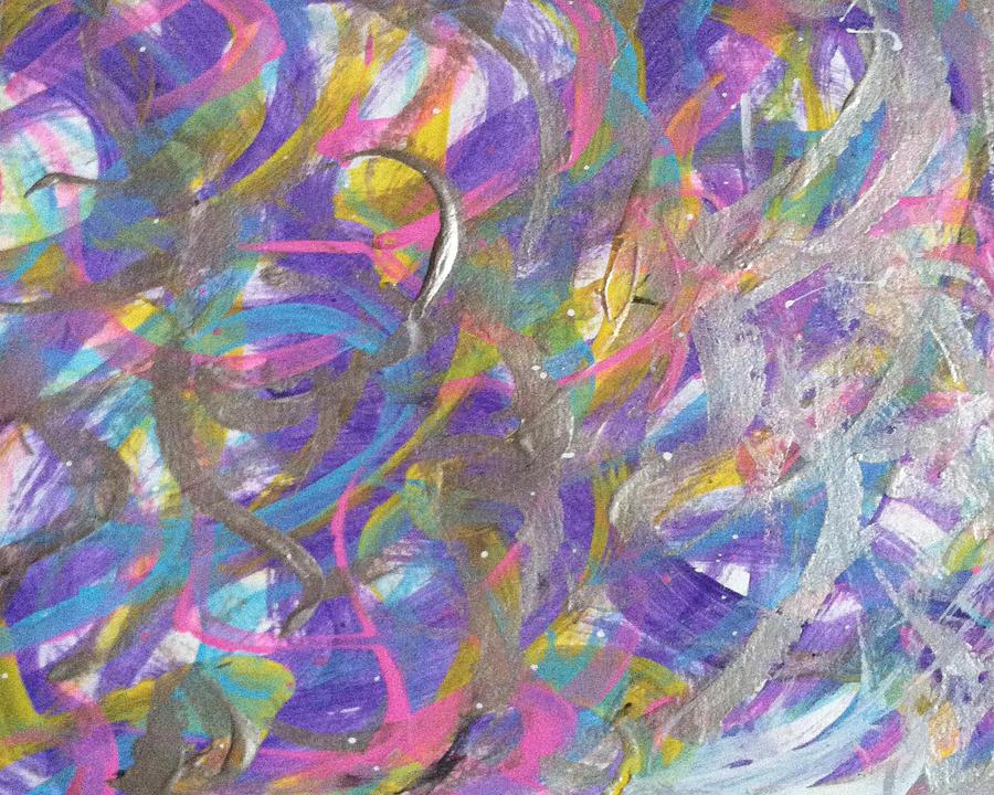 Faith Painting - Faith Hope And Love  by Bethany Stanko