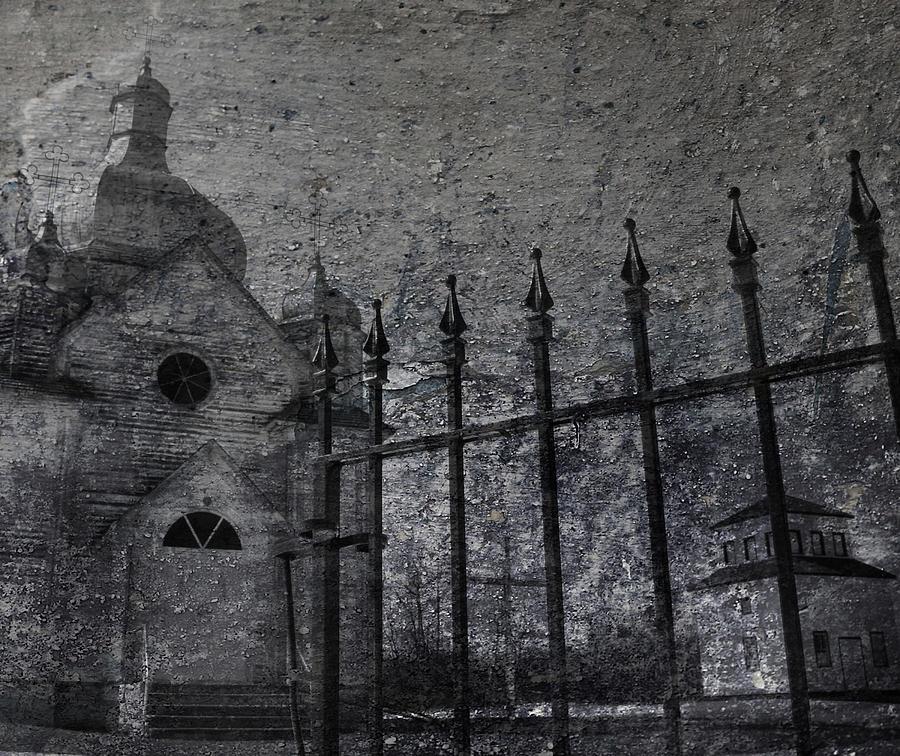 Faith Of Stone  Photograph by Jerry Cordeiro