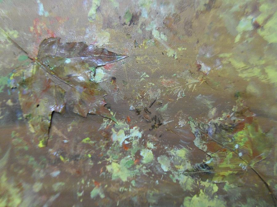 Fall Painting - Fall Impressions by Heather Burbridge