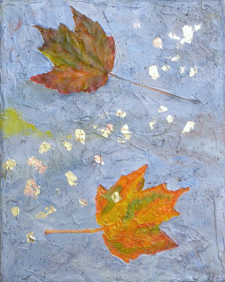 Fall Leaves by Robert Decker