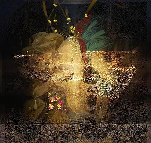 Fallen Angel Digital Art - Fallen Angels by Velitchka Sander