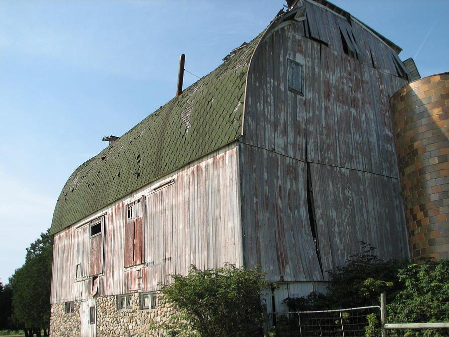 Barn Photograph - Family Barn by Michelle Shull