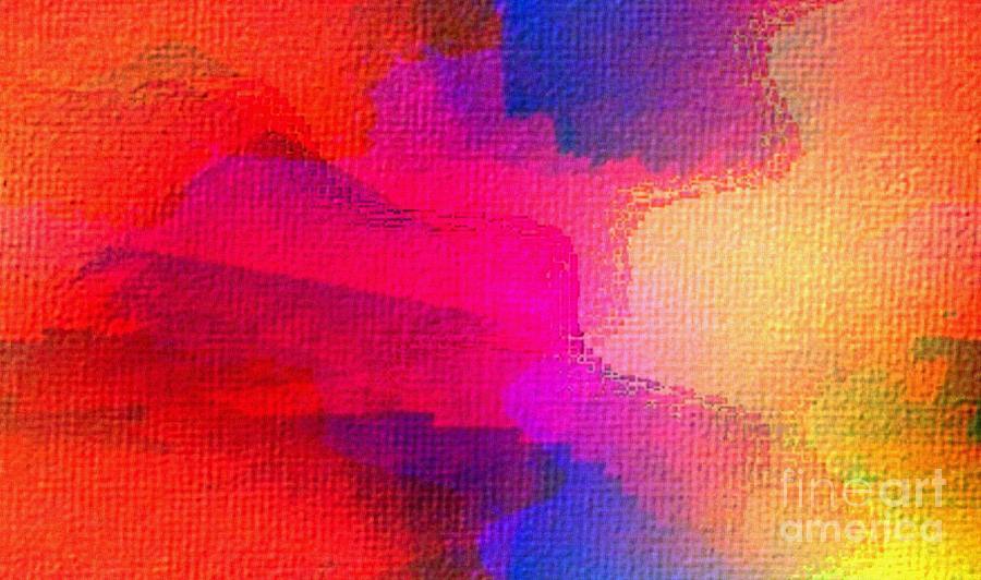 Modern Digital Art - Fan3 by Ricardo G Silveira