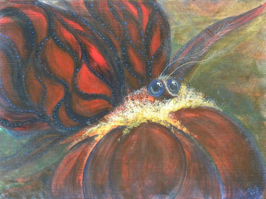 Fancy Painting - Fancy Awakens by Sheri Lauren