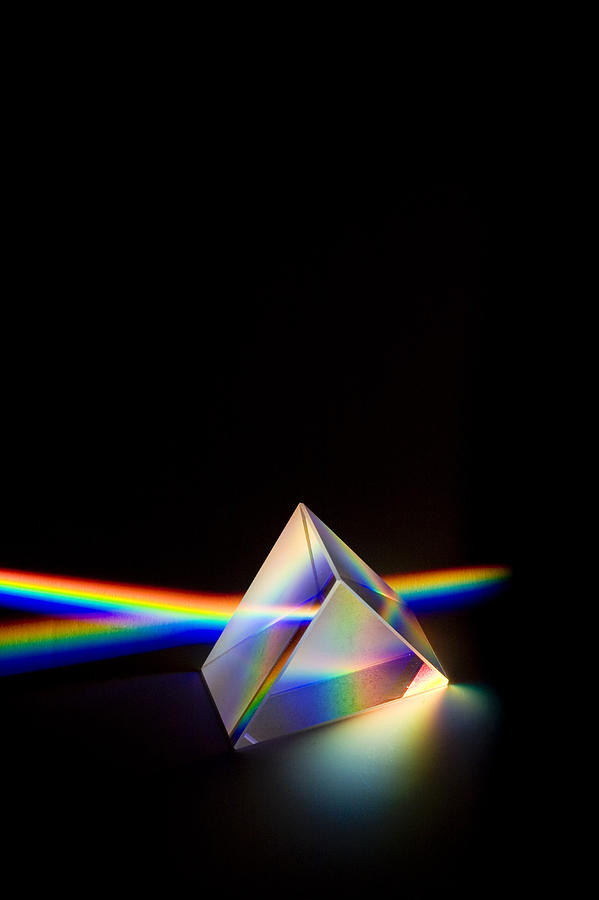 Raibow Photograph - Fantasic Light 1 by Tad Kanazaki