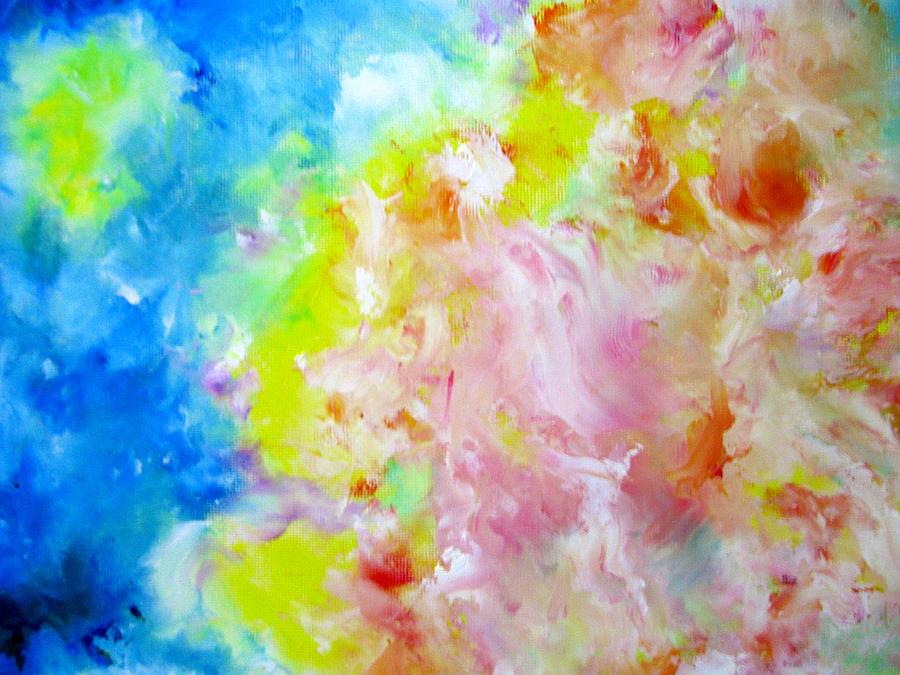 Painting Painting - Fantasy by Asida Cheng