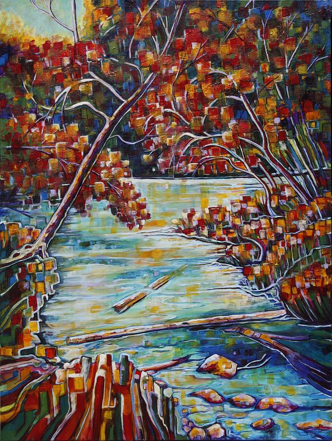 Fantasy Fall by Joselyn Holcombe