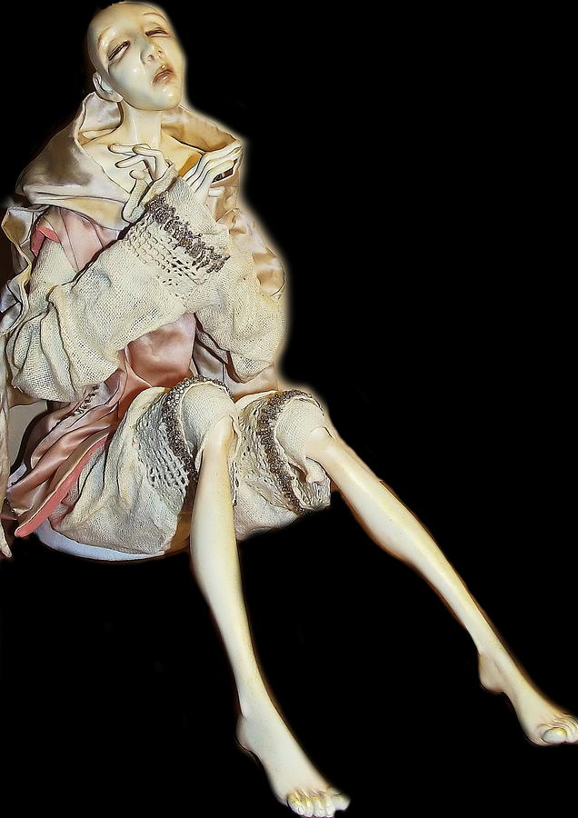 Fantina Sculpture by Nataly Fomina