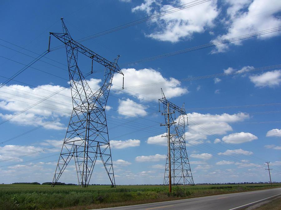 Power Photograph - Feel The Power by Kathy Clark